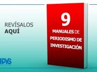9 manuales de periodismo de investigación que puedes revisar online