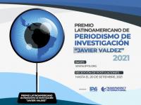 Convocan al Premio Latinoamericano de Periodismo de Investigación 2021