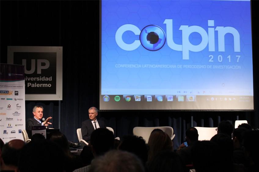 Juez brasileño explicó la evolución del caso Lava Jato en Colpin 2017