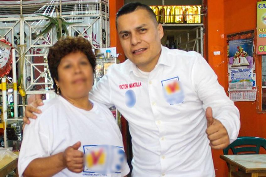 Perú: candidato al Congreso amenaza a periodista y lo acusa de extorsión