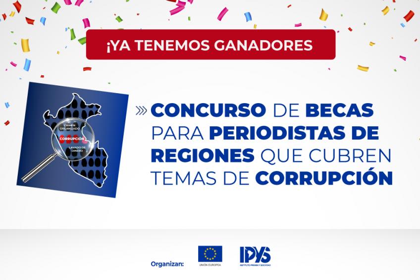 Perú: Estos son los ganadores de las becas regionales