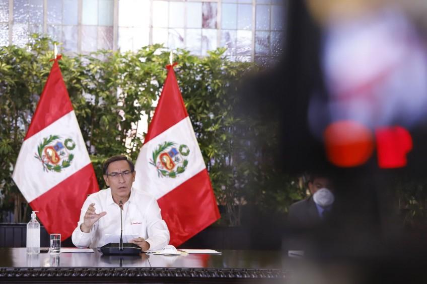 Perú: El IPYS apoya pedido de que conferencias presidenciales sean auténticas