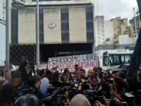 Venezuela: periodistas exigen cese de la impunidad en casos de agresiones al gremio