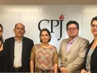Voces del Sur destaca en diálogo internacional sobre agresiones a la prensa