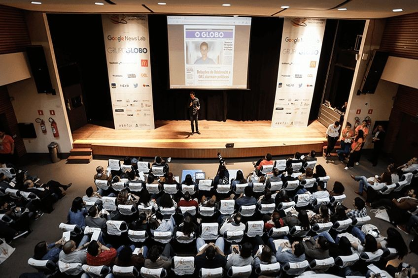 Abraji convoca al 13º Congreso Internacional de Periodismo Investigativo