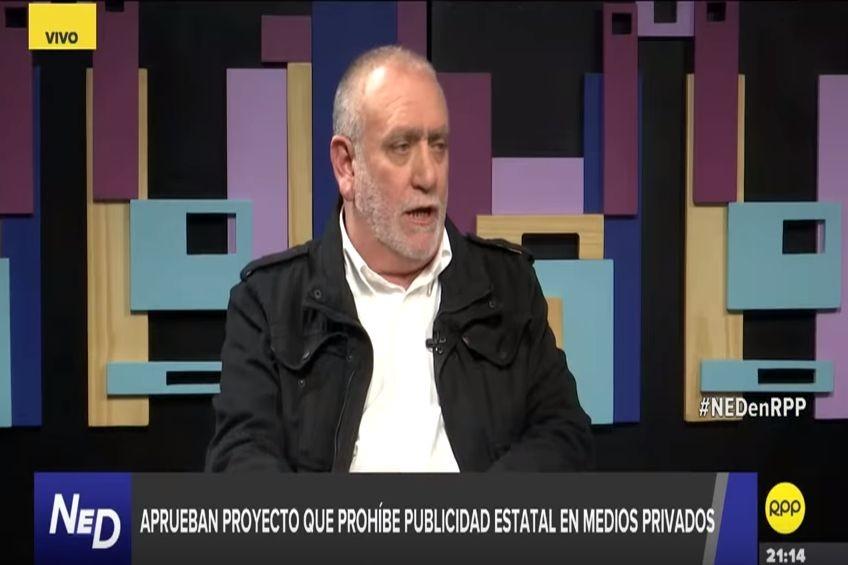 Augusto Álvarez Rodrich sobre Ley Mulder: IPYS pedirá a Vizcarra que presente demanda ante TC de aprobarse