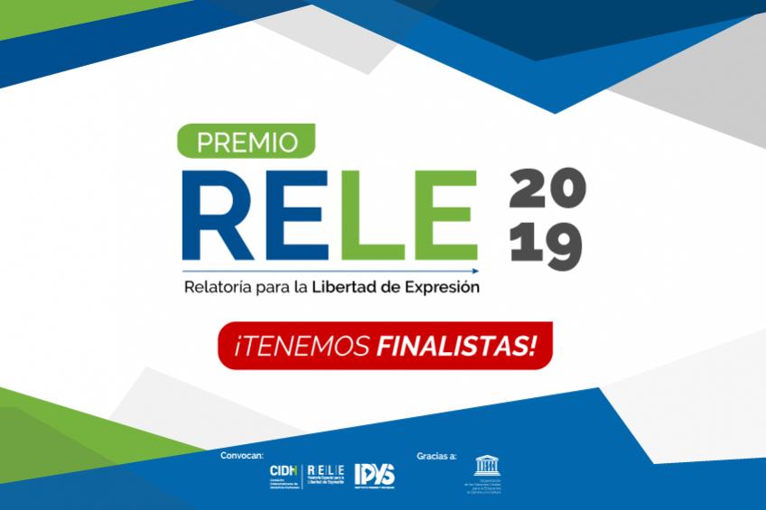 Conoce a los doce finalistas del Premio RELE 2019