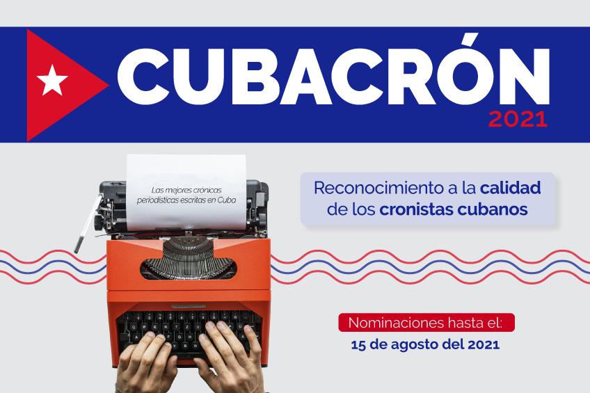 EL IPYS ANUNCIA CUBACRÓN 2021