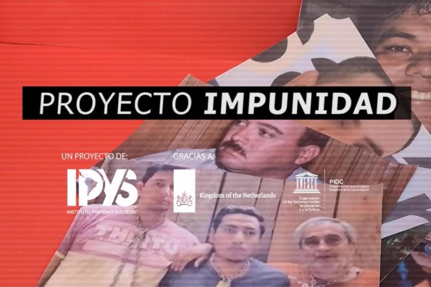 #EstánMatandoPeriodistas: ¡Ya puedes leer las nuevas historias del Proyecto Impunidad!