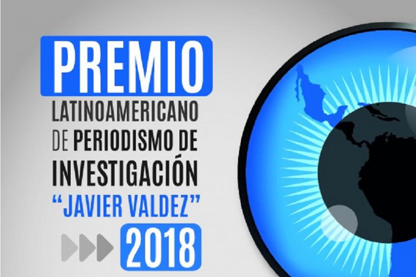 """Estos son los pasos para postular al Premio Latinoamericano """"Javier Valdez"""""""