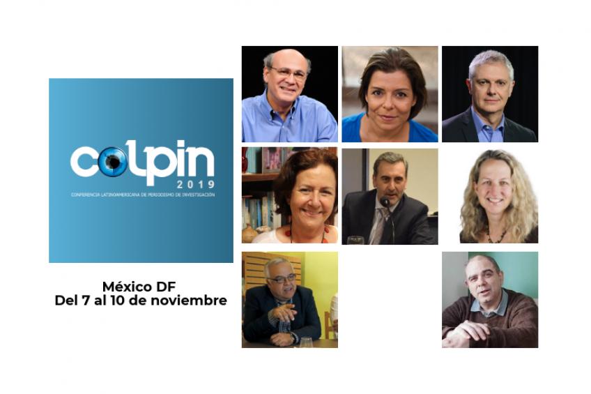 Estos son los ponentes confirmados para Colpin 2019