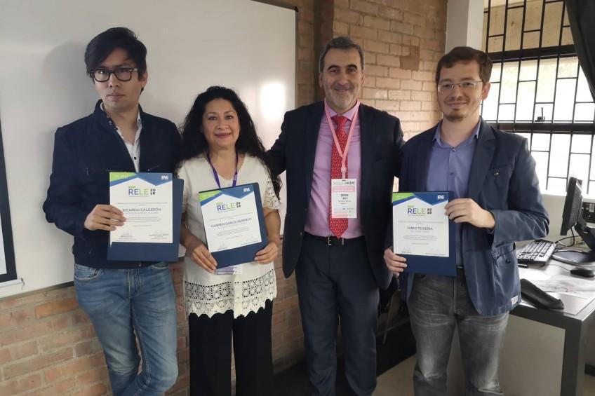 Colpin 2018: Ganadores del Premio RELE reciben reconocimiento de la CIDH, IPYS y UNESCO