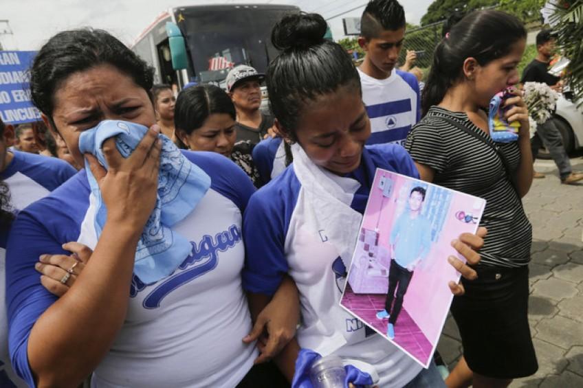 IFEX-ALC condena represión en Nicaragua