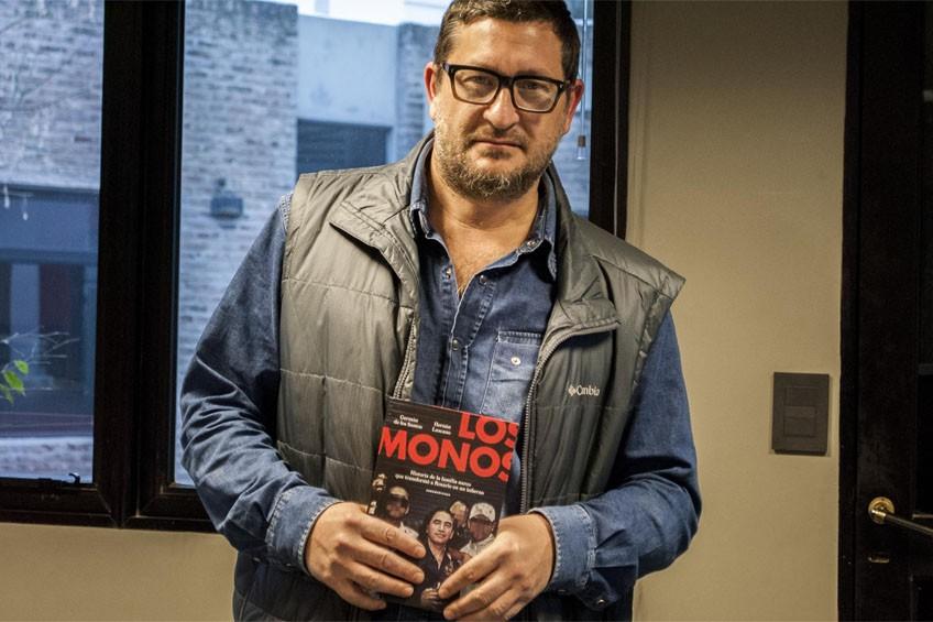 Periodista Germán de los Santos explicó cómo investigó a la banda criminal Los Monos en Colpin 2017