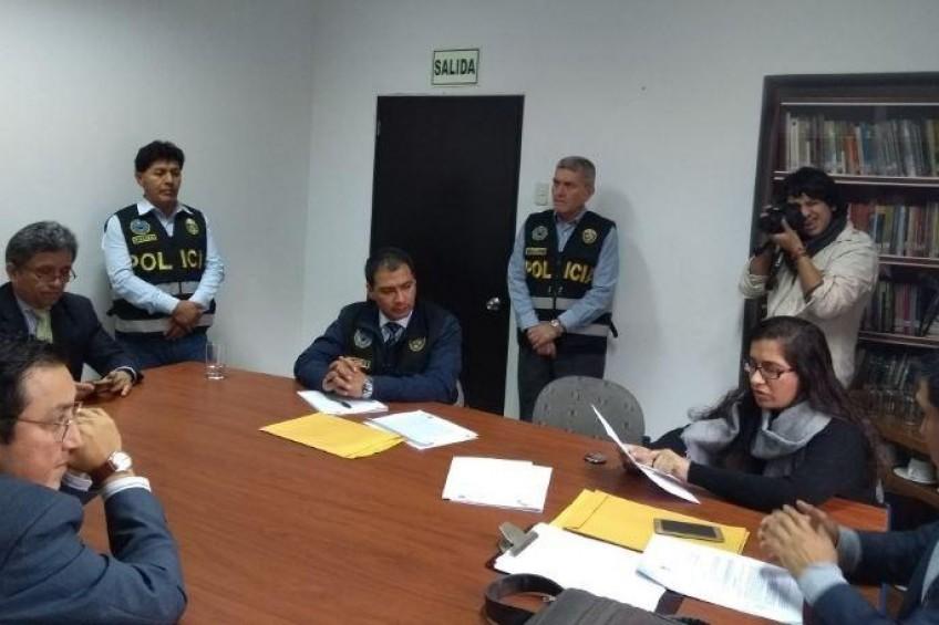 Periodistas latinoamericanos respaldan a IDL-Reporteros y Panorama