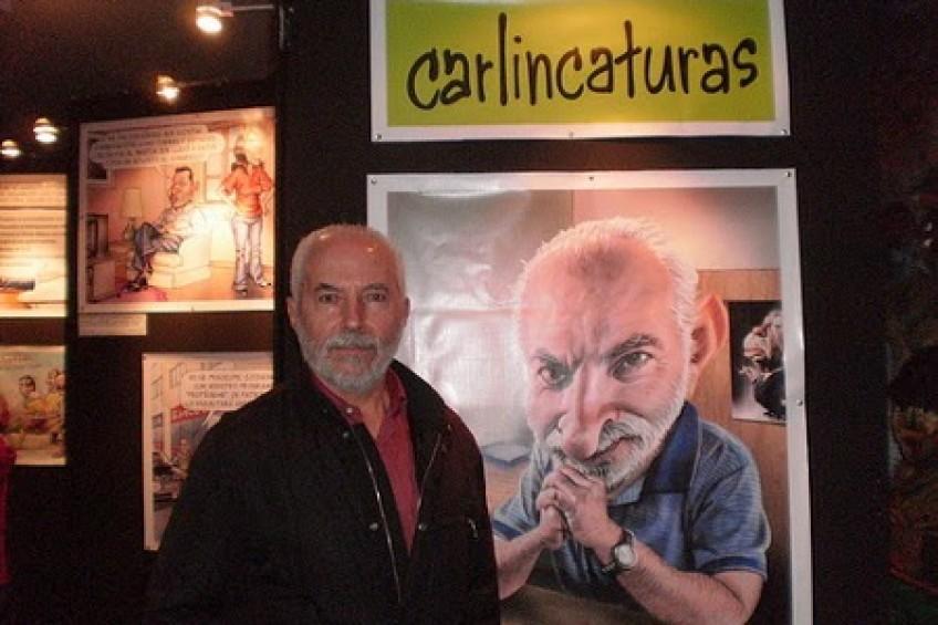 Perú: caricaturista político denuncia amenazas de muerte