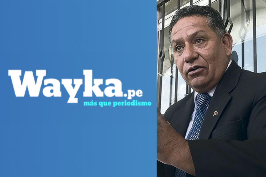 Perú: congresista exige a medio de comunicación no publicar sobre una denuncia por homicidio contra él