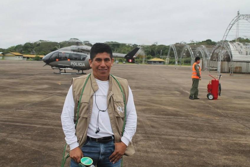 Perú: entorno de mafia criminal amenaza a periodista