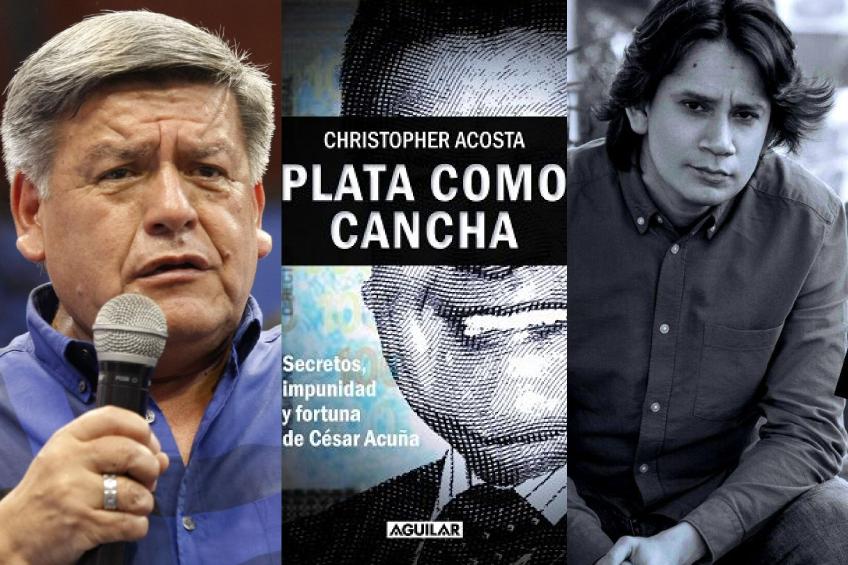 Perú: líder de partido político demanda a periodista y exige US$30 millones por supuesta difamación