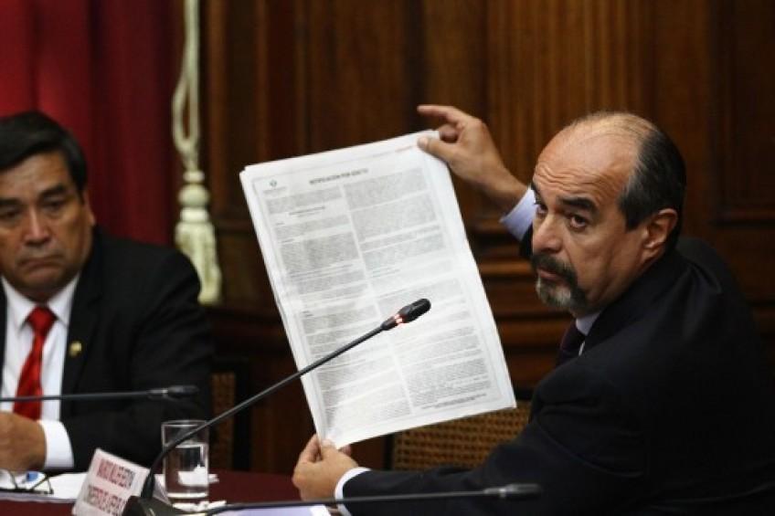 Poder Judicial admite acción de amparo del IPYS contra la Ley Mulder