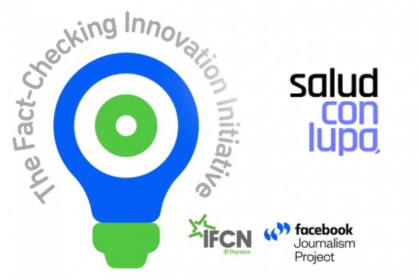 Salud con Lupa (Perú) gana el Fact-Checking Innovation Iniatiative