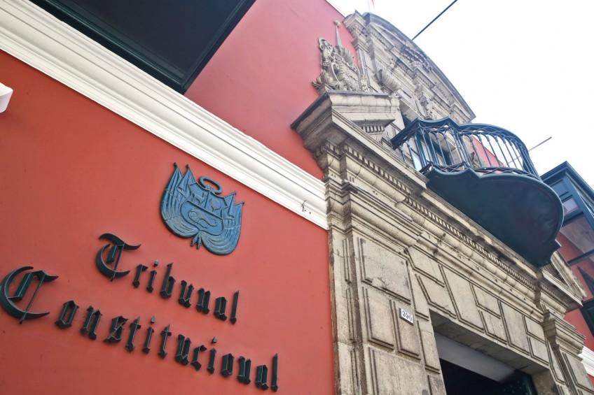 Tribunal Constitucional debate sobre 'Ley Mulder'