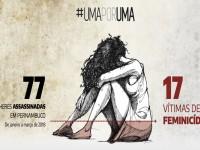 #UmaPorUma, proyecto de periodistas brasileñas para contar historias de mujeres asesinadas en Pernambuco