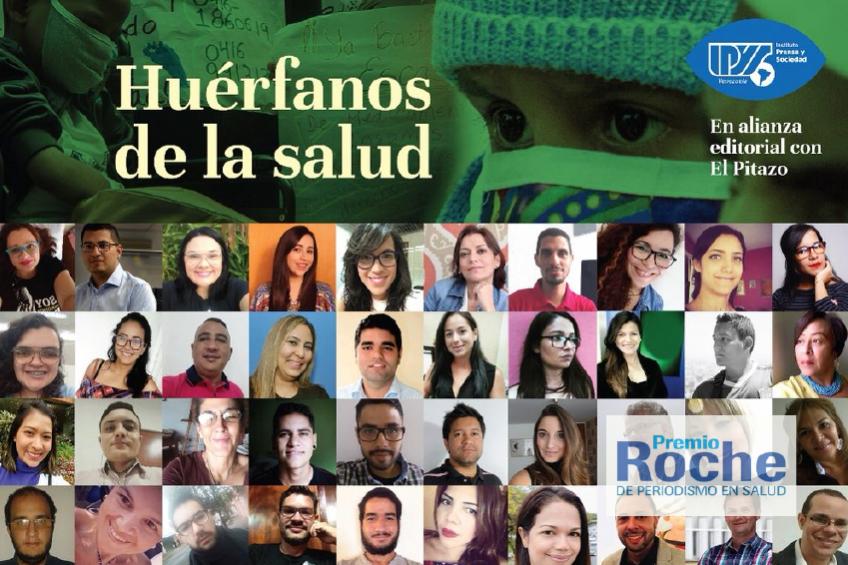 Venezuela gana la categoría Internet del Premio Roche de Periodismo