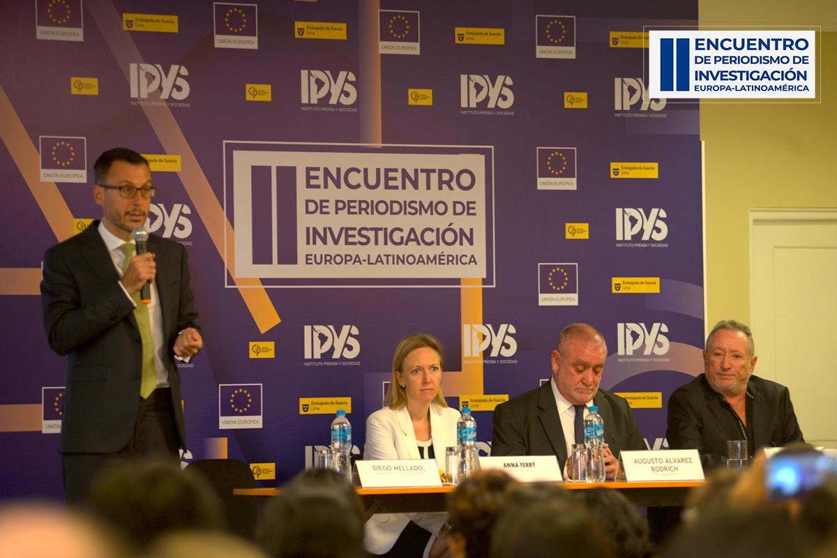 Embajador de la Unión Europea en Perú
