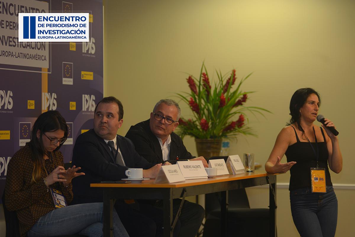 """Libertad de expresión """"Justicia y Prensa: juicios contra periodistas"""""""