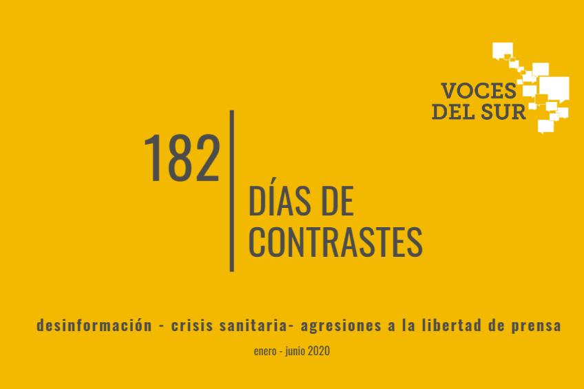 182 días de contrastes: la situación de la prensa en América Latina