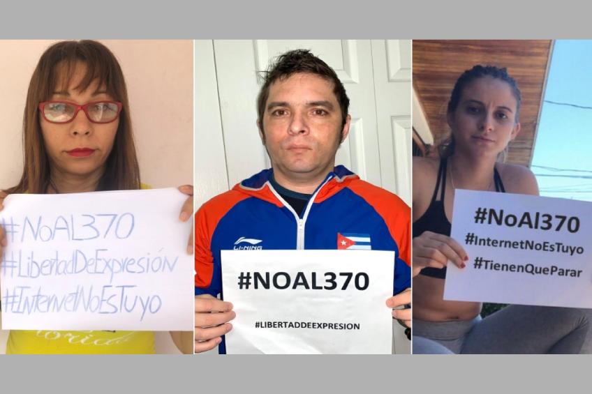 Cuba: apoyo internacional a la petición para declarar inconstitucional el Decreto Ley 370