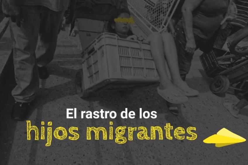 """Equipo ganador del Concurso de Investigación Transnacional presenta """"El rastro de los hijos migrantes"""""""