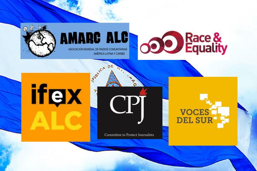 Organizaciones internacionales condenan el deterioro de la libertad de prensa en Nicaragua