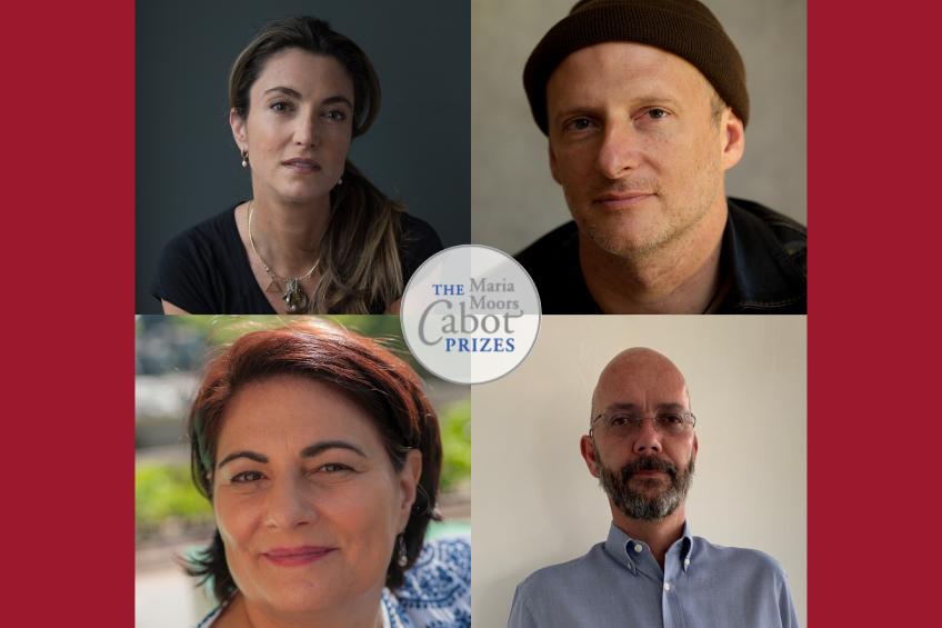 Periodistas de Colombia, Brasil y Estados Unidos ganan Premio Maria Moors Cabot 2020