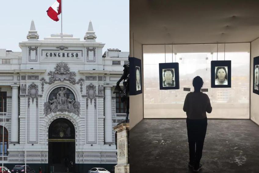 Perú: Congreso aprueba proyecto de ley para censurar artistas y curadores de museos