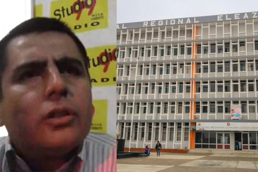 Perú: denuncian a periodista por perturbación de la tranquilidad pública en agravio del Estado