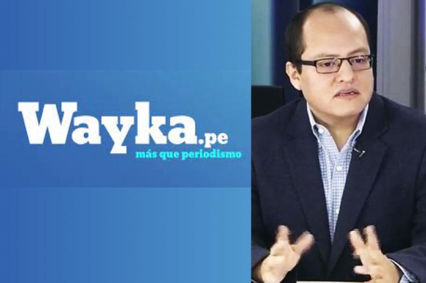 Perú: ex candidato al Congreso presenta cuatro denuncias penales contra portal periodístico