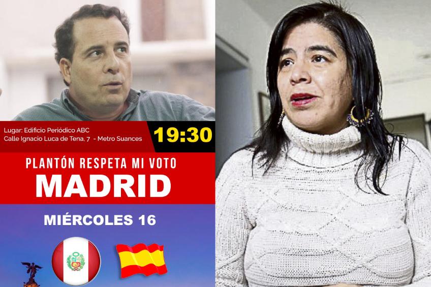 Perú: incitan en redes sociales a despido de periodista de diario español