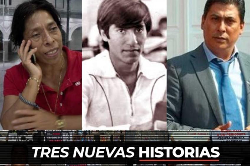 Crímenes contra periodistas: Tres nuevas historias se suman al Proyecto Impunidad
